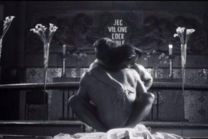 El vídeo con sexo en una iglesia por el que han despedido al presentador noruego de Eurovisión Junior