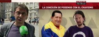 """La oposición venezolana no ve más injerencia que la de los """"mercenarios"""" podemitas"""