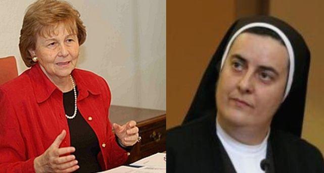 """Sor Mary Melone: """"La participación de las mujeres en la Iglesia es un desafío que ya no puede posponerse"""""""