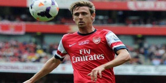 El Arsenal responde a la oferta de 8 millones por Monreal al Athletic