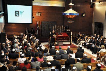 """""""Los judíos conocemos el significado de las persecuciones, expulsiones, torturas y muerte"""""""