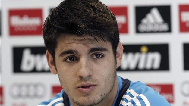 """Alvaro Morata: """"Tengo que satisfacer todavía mucho a la afición de la Juventus"""""""