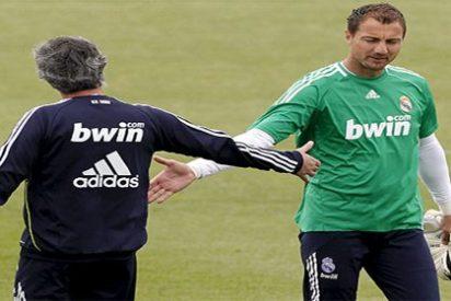 """Dudek destapa en su biografía las interioridades del vestuario con Mourinho: """"¿Dónde está esa rata, eres tú, Granero?"""""""