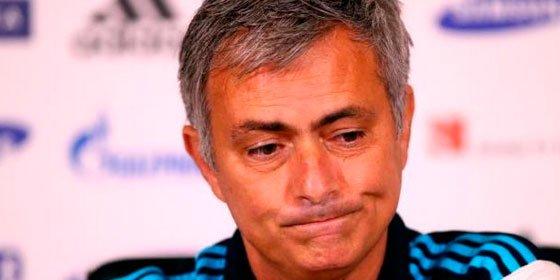 Mourinho, 6 meses sin permiso de circulación