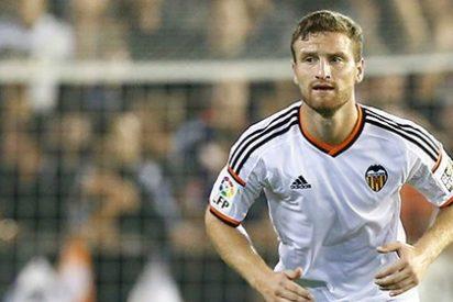 El jugador del Valencia se alegra del interés del Madrid