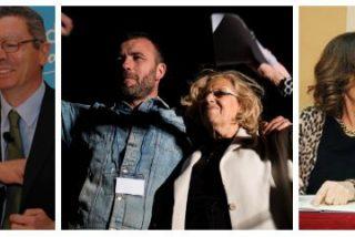 Los 'panolis' del PP de Madrid le otorgaron al 'número dos' de Carmena 7 millones de euros en subvenciones