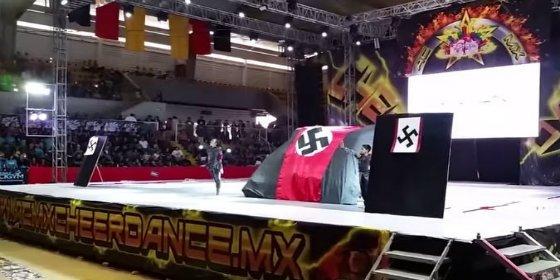 El baile nazi de los adolescentes mexicanos que ha desatado la ira