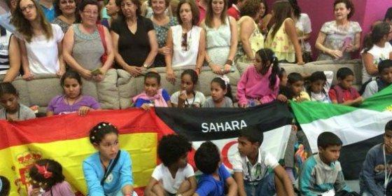 Los niños/as saharauis llegan a Extremadura