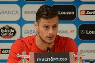 El Deportivo ficha al delantero español por tres temporadas