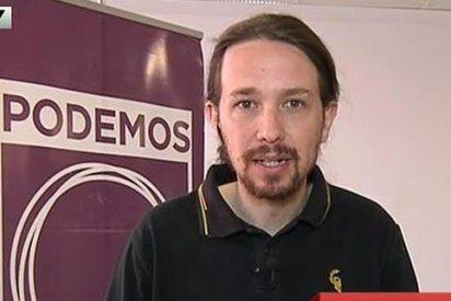 Pablo Iglesias se hincha como un pavo y presume de los pactos en lo que ha metido a Pedro Sánchez