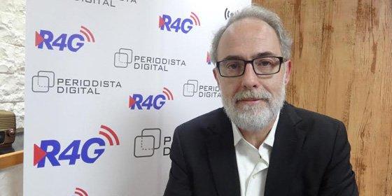 """Pablo Planas: """"Ada Colau está amparada por un señor que es el mayor experto en desobedecer leyes"""""""