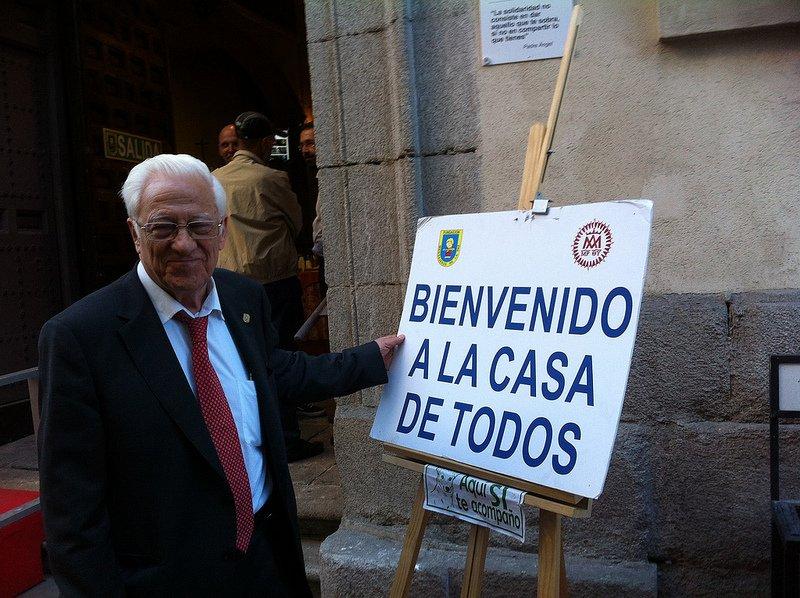 "San Antón, ""ora pro nobis"""