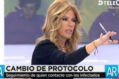 Palomera, poseída por un arranque feminista contra Alicia Sánchez Camacho