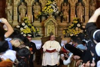 """El Papa a los clérigos: """"Religiosos mundanos son una caricatura"""""""