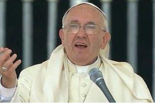 """Francisco: """"No se debe negar el derecho al llanto: también Jesús lloró ante el luto en familia"""""""