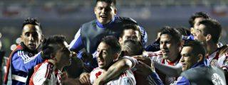 El modesto Paraguay se carga al imperial Brasil 1-1 (3-4, en penaltis)
