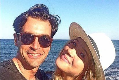 Patricia Montero y Álex Adróver de vacaciones en Ibiza