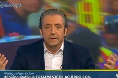 """Pedrerol señala a Ramos y Casillas por no responder a Piqué: """"Tenían que estar a la altura y han estado 'calladitos'"""""""