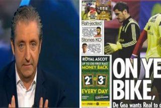 """Pedrerol desmiente a 'Sun Sport': """"De Gea no ha puesto condiciones al Real Madrid para fichar"""""""