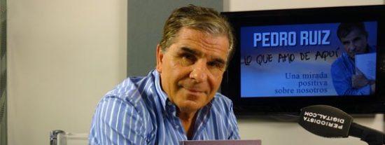 Pedro Ruiz desvela que un conocidísimo político que cenaba con él recuperó un móvil robado tras protagonizar una espectacular carrera por las calles de Madrid