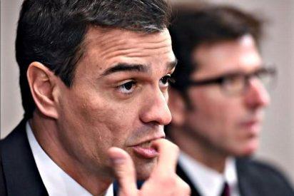 Pedro Sánchez se cae del guindo: la bilis de Iglesias le hace oler el peligro