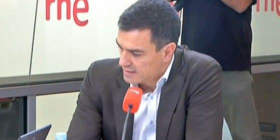"""Pedro Sánchez: """"La cena con Pablo Iglesias la pagué yo"""""""