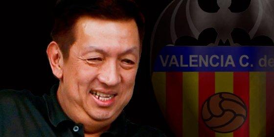 Peter Lim prepara 10 millones para cerrar dos nuevos fichajes