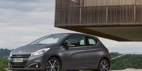 Peugeot renueva el 208, más eficiente y tecnológico