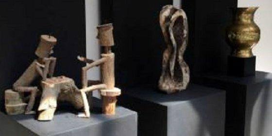 El Palacio de Carvajal de Cáceres acoge una exposición de piezas únicas de artesanía