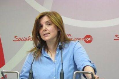 """Pilar Cancela: """"El PSdeG es el mejor posicionado para liderar el cambio en Galicia"""""""