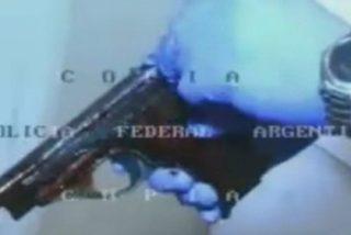 """El 'sangrante' vídeo grabado en el apartamento de Nisman: """"Por ahí está agonizando, o lo que sea"""""""