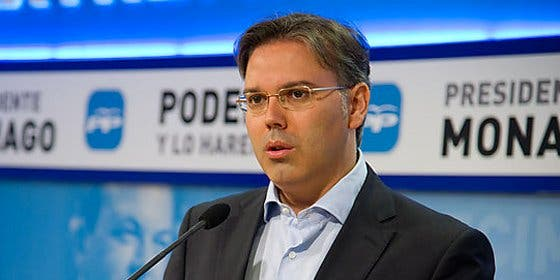"""Pizarro (PP) reclama a Vara que """"gobierne para todos"""" y que cuente con el partido mayoritario de la oposición"""