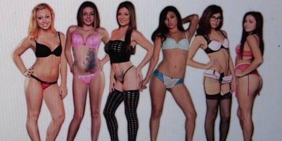Las chicas malas que se meten al porno amateur sin que se enteren sus novios