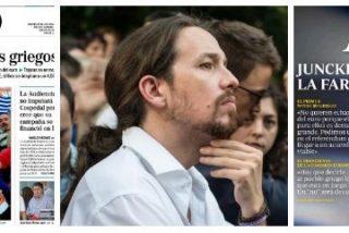 Ignacio Camacho rompe con el buenismo democrático: los griegos no son inocentes