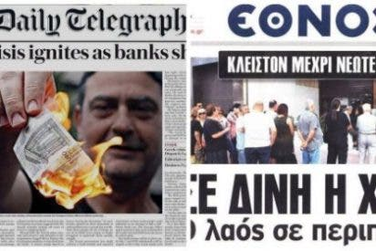 El experimento de la extrema izquierda en Grecia es todo un aviso