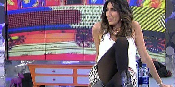 Mientras su novio es detenido, Paz Padilla humilla y se ríe de Chelo García Cortés