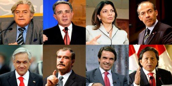 """Aznar y otros 26 expresidentes denuncian el """"deterioro"""" de la democracia en Venezuela"""