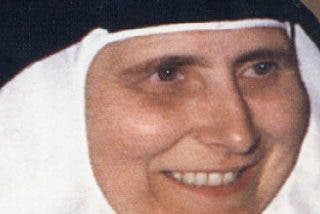 El Papa canonizará a María de la Purísima el 18 de octubre