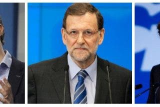 Rajoy confía la salvación del PP a Jorge Moragas y Pablo Casado