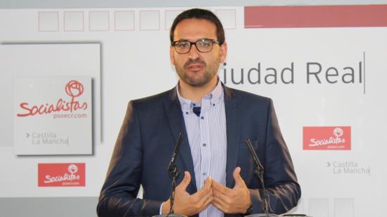 Gutiérrez pide a la Comisión Europea adelantar las ayudas de la PAC debido a la sequía