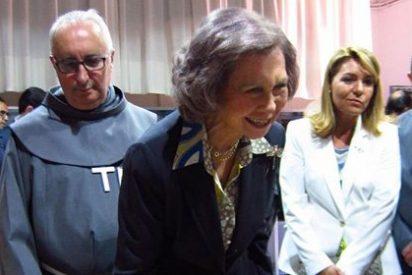 La Reina Doña Sofía sigue con su agenda, muy pendiente de las causas sociales