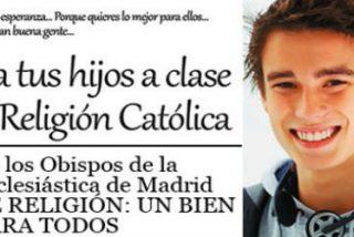 """Los obispos de la Comunidad de Madrid piden a los padres que reclamen la clase de Religión """"por todos los medios legales"""""""