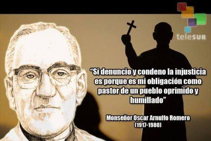 Romero, padre de los pobres