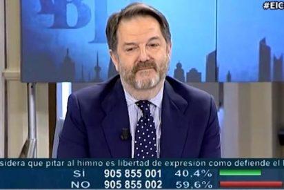 """Bieito Rubido masacra a Maurizio Carlotti: """"Se equivoca de país si cree que sólo ustedes pueden insultar"""""""