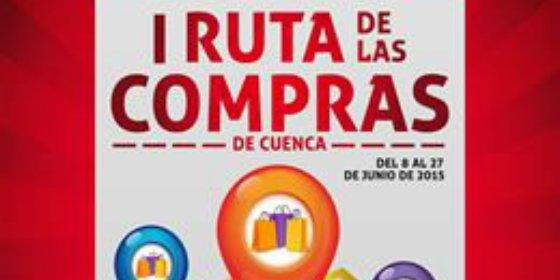Comienza la I Ruta de las Compras en los comercios de Cuenca