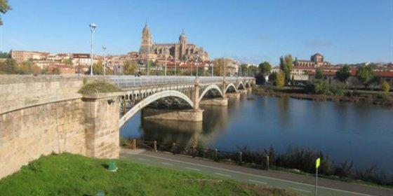 Fuegos artificiales, música y deporte en Salamanca para San Juan