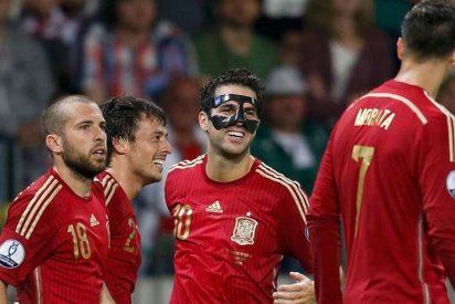 La falta de puntería diluye el buen juego de España, que acaba sufriendo en Bielorrusia (0-1)