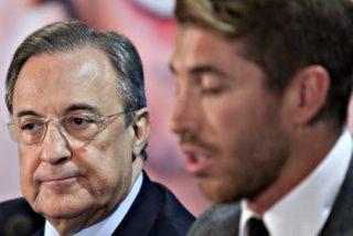 Sergio Ramos se harta de la 'guerra sucia' que le hace Florentino Pérez