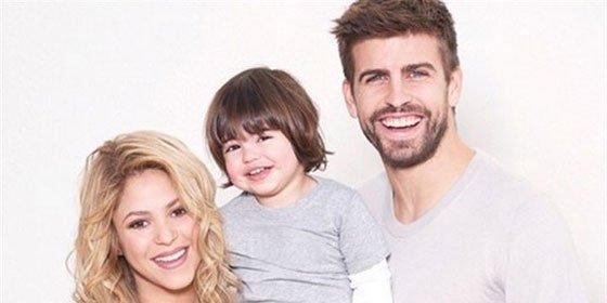 Piqué y Shakira se lo pasan en grande en sus vacaciones