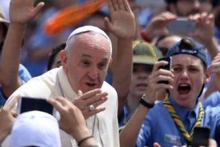 """El Papa, a los scouts: """"¡Construyan puentes!"""""""